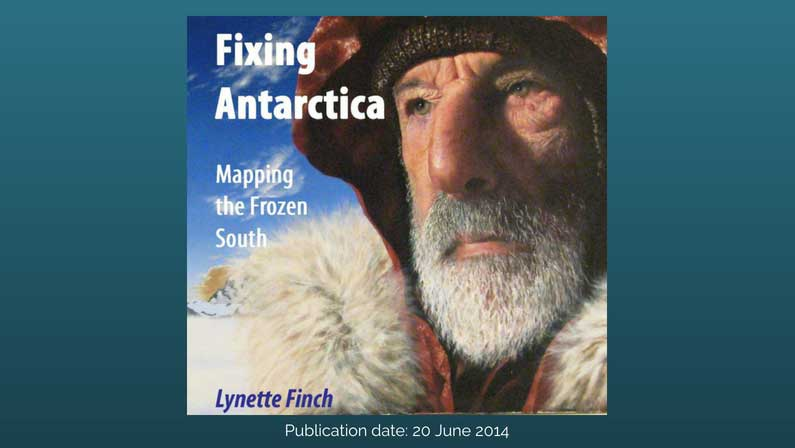 Fixing Antarctica: Update on Book Publication