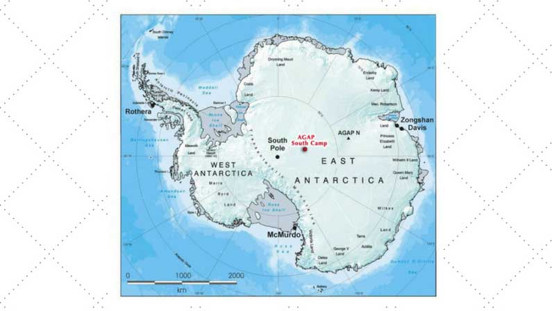 Fixing Antarctica: The Russians in May 1956