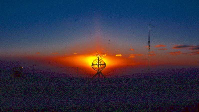 Fixing Antarctica: The Humans in the Dark