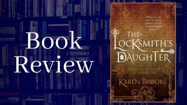 Book Review: The Locksmith's Daughter