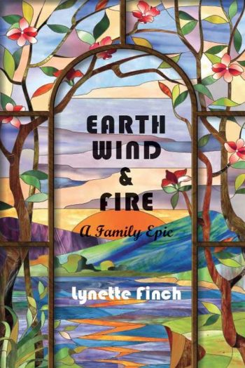 Earth Wind & Fire: A Family Epic Cover by Lynette Finch